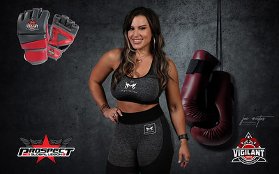 Mia Lanz Ring Girl  Combat Quest 9 Revenge Weigh in and Face Offs. The matches goes down Friday, August 14, 2020 at Banquet Masters  Brought to you by Vigilant MMA LLC and Prospect by Global Legion FC   Photos by: Joe Mestas www.joemestas.com email: onthegulf@gmail.com