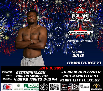 fireworks Jul 3  Jammel Davis