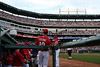 Texas Rangers vs Oakland A's May 30, 2009 (1)