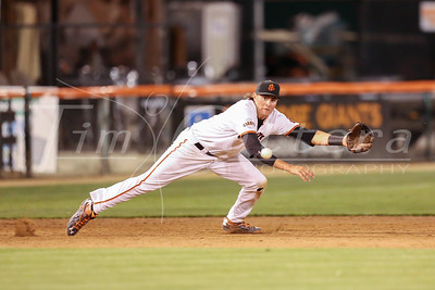 San Jose Giants vs Bakersfield Blaze