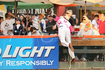 San Jose Giants vs High Desert Mavericks