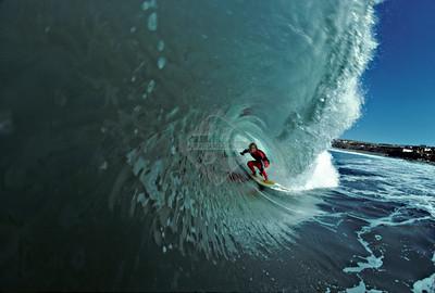Surfing - Baja Malibu, Baja, Ca Mexico