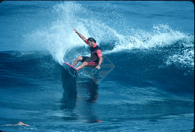 ASP Pro 1989 World Champion  - Martin Potter