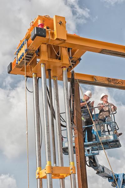 Jumper Shifting Tool - Oceaneering DTS - Houston, TX
