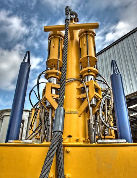 TRT (Wellhead Tree Removal Tool) - HDR - Oceaneering DTS - Houston, TX