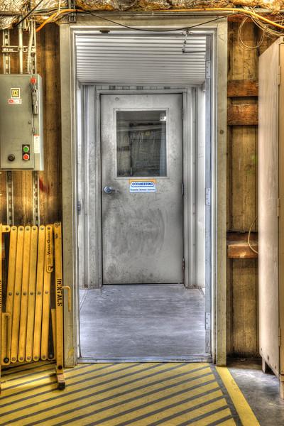 Doorway - Oceaneering DTS Shop - Houston, TX