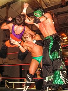Chris Hero & Delirious Indy Wrestling Show