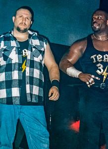 Bubba Ray & D-Von Dudley Indy Wrestling Show