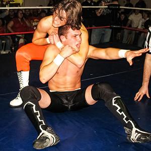 Adam Cole & Tyler Veritas Indy Wrestling Show