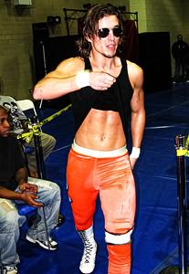 Adam Cole Indy Wrestling Show