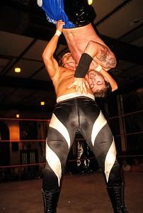 Adam Cole & JC Wrestler Indy Wrestling Show