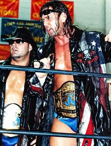 Chris Harris & James Storm Indy Wrestling Show