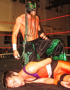 Delirious & Lance Lude Indy Wrestling Show