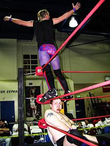 Jimmy Dream & Adam Ugly Indy Wrestling Show