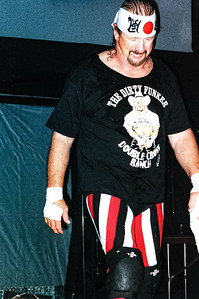 Terry Funk Indy Wrestling Show