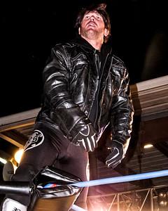 AJ Styles TNA Impact Wrestling House Show