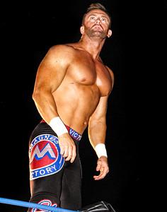 Magnus TNA Impact Wrestling House Show