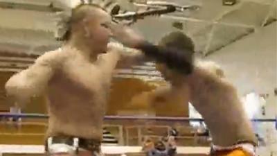 Reality Rumble II Highlight/Music Video 10/05/2008 - Penn Laird, Virginia