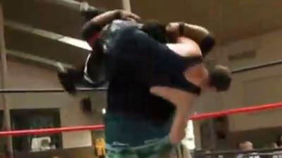 "EWA (Eastern Wrestling Alliance) ""Autumn Armageddon"" Highlight/Music Video 9/21/2008 - Parkville, Maryland"