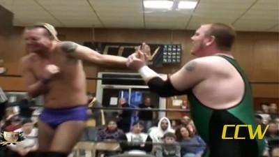 Spyral BKNY vs. Alan Cross vs. Louis G. Rich vs. Fumar vs. Wes Draven vs. Adam Ugly vs. Jimmy Dream (Gauntlet Match) Part 1
