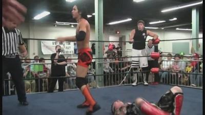 Skull & Dennis Reaper vs. Cowboy Death & Christopher Adonis vs. Kekoa & Sean Haze vs. Jimmy Dream & Adam Ugly (Tag Team Gauntlet) Part 2