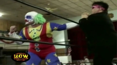 Lord Zoltan vs. Doink The Clown Part 2