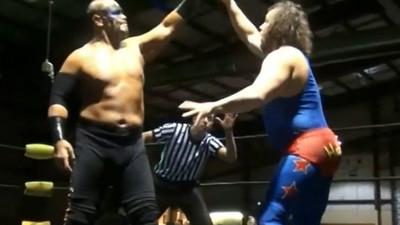 Eugene vs. The Barbarian Part 1