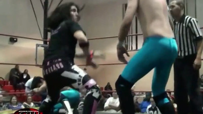 The Hell Cats (Jimmy Starz & Sexy Steve) vs. The Best Around (Bruce Maxwell & TJ Cannon)