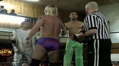The Players Club (Doyle Day & Stevie Styles) vs. Pretty Ugly (Jimmy Dream & Adam Ugly) Part 1
