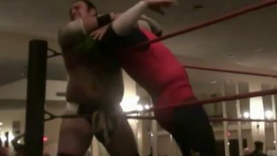 Doink The Clown & The Patriot vs. Maximus Sex Power & Rick Cataldo with Royce Profit Part 2
