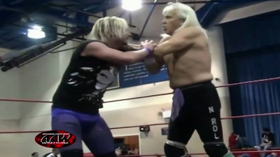 Pretty Ugly (Jimmy Dream & Adam Ugly) vs. The Rock 'n' Roll Express (Ricky Morton & Robert Gibson)