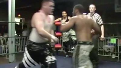 The Haze Brothers (Sean & Blake) vs. All Money Is Legal ( K-Murda & K-Pusha)