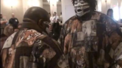 The Nigerian Nightmares (Maifu & Saifu) vs. The Playaz Club