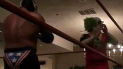 Doink The Clown & The Patriot vs. Maximus Sex Power & Rick Cataldo with Royce Profit Part 1