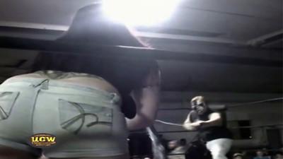 Rebecca Payne vs. O' Riley Chambers (Texas Bull Rope Match)