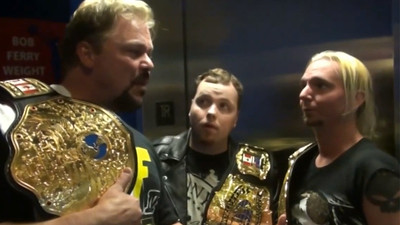 """Pretty Ugly (Jimmy Dream & Adam Ugly) """"Resthold"""" Promo Featuring Shane Douglas"""