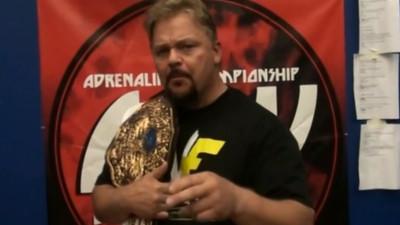 "Shane Douglas ACW (Adrenaline Championship Wrestling) ""Gold Rush"" 11/15/2009 Promo - Annapolis, Maryland"