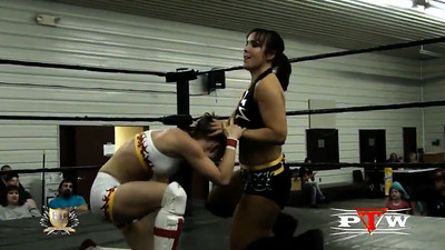 Sara Del Rey vs. Stacy Marie