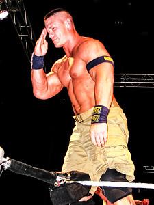 John Cena WWE House Show