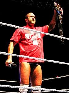 Antonio Cesaro WWE House Show