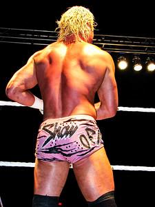 Dolph Ziggler WWE House Show