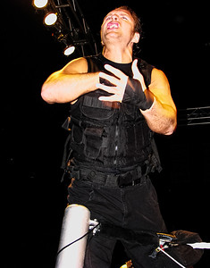Dean Ambrose WWE House Show