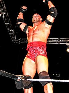 Ryback WWE House Show