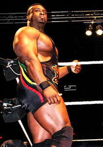 Big E Langston WWE House Show