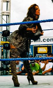 Dawn Marie WWE House Show