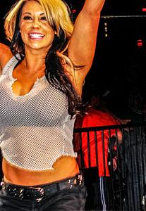 Kaitlyn WWE House Show