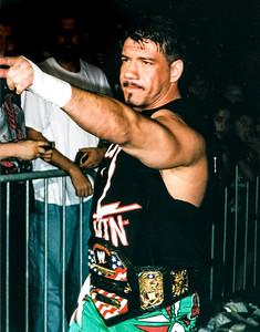Eddie Guerrero WWE House Show