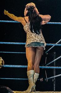 Melina WWE House Show