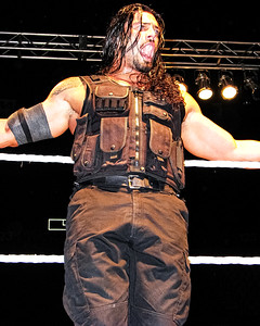 Roman Reigns WWE House Show