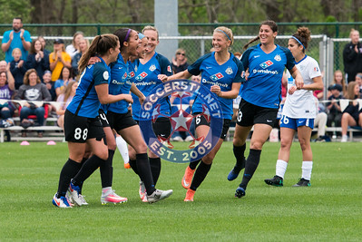 FC Kansas City v Boston Breakers